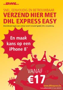Wedstrijd iPhone 8