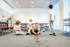 DHl Express Easy in International School of Leuven