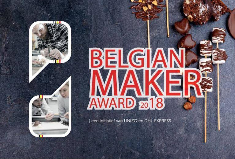 Belgian Maker Award 2018