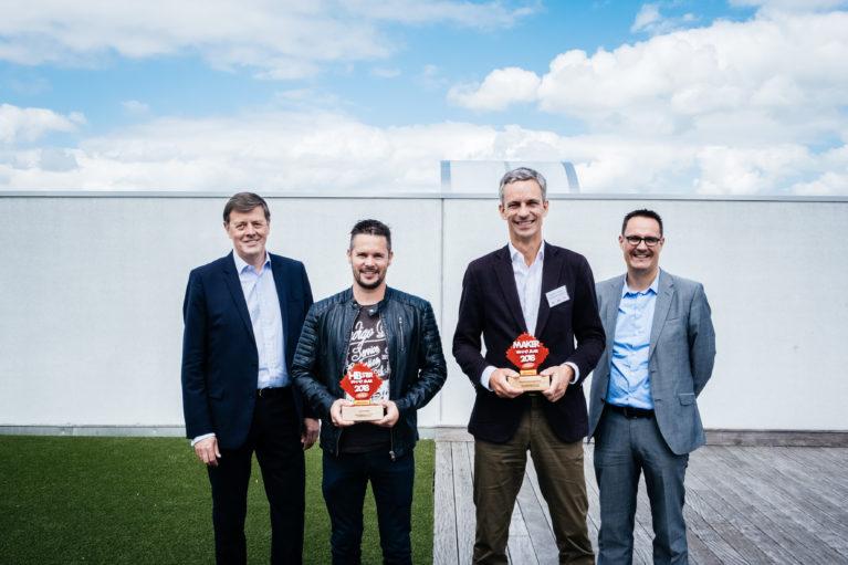 Belgian Maker Award 2018 - De Winnaars